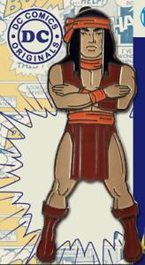 APACHE CHIEF DC COMICS BRAND NEW LAPEL//HAT PIN FS0198