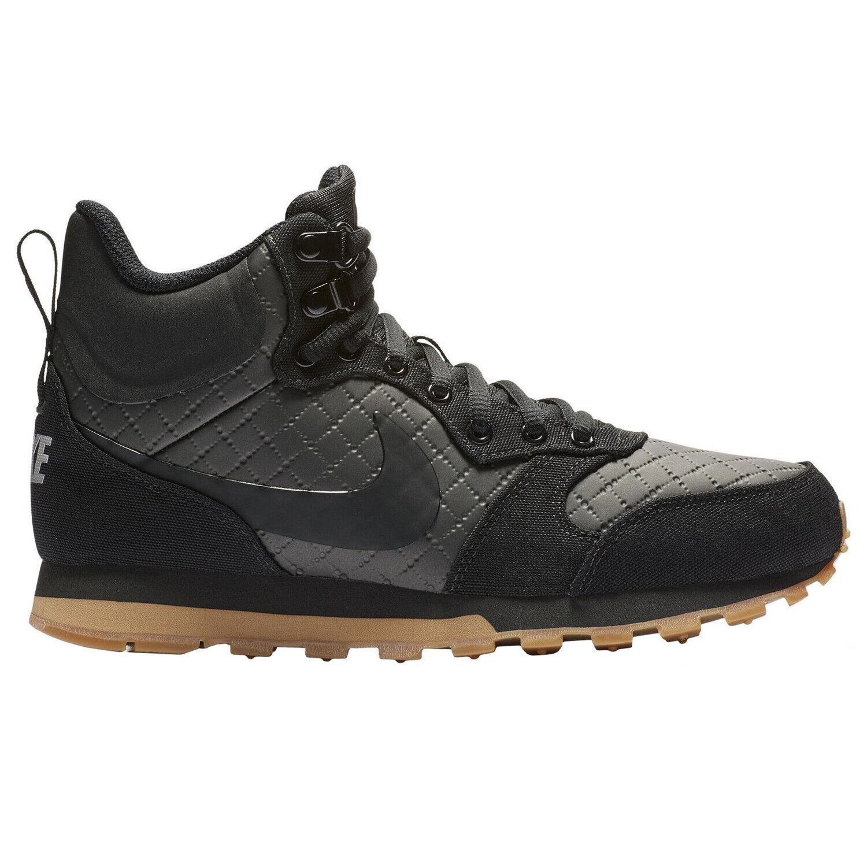 Nike mid Runner 2-señora zapatillas zapatillas casual - 845059-004 negro