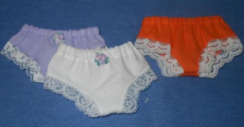Custom made panty for CRISSY FAMILY DOLLS