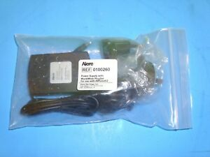 New-Alere-INRatio2-PT-INR-Power-Supply-w-International-Plug-Attachments