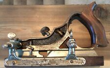 SIEGLEY No 2 PLOW PLANE EARLY PAT 1891 COMBINATION ORIGINAL Guts Feathers & All
