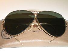 298b5b377 artículo 5 Circa 597ms 5mm Vintage B&L RAY-BAN Eua Arista G15 Cacería Gafas  de Sol Aviator -Circa 597ms 5mm Vintage B&L RAY-BAN Eua Arista G15 Cacería  Gafas ...
