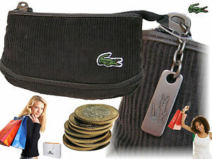 7a34cb60aa43bd Image is loading New-Authentic-Vintage-LACOSTE-Ladies-Girls-COIN-PURSE-