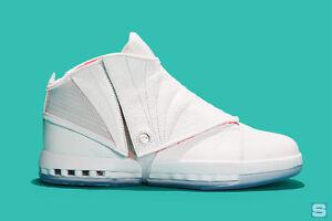 4846c265b923 2016 Nike Air Jordan 16 XVI x SoleFly White Pink size 13. ART BASEL ...