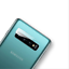 Lente-De-Camara-Trasera-2-X-Protector-de-vidrio-templado-para-Samsung-Galaxy-S10-S10 miniatura 1