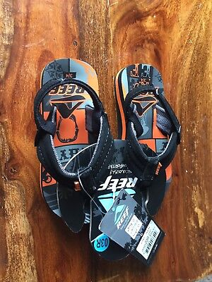 Niños Reef sandals