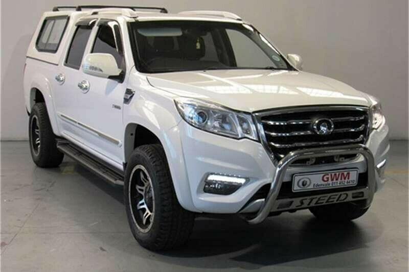 GWM Steed 6 2.0 Stripping for Spares and Parts