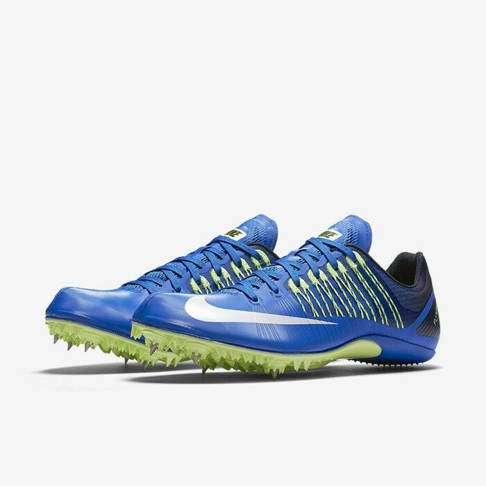 Nike Zoom Celar 5 Men's Sprint Spikes Track 629226 413 Blue Comfortable Special limited time