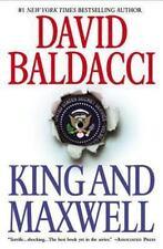King and Maxwell: King and Maxwell by David Baldacci (2014, Paperback)