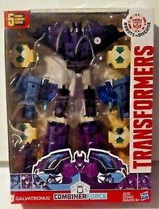 Robots in Disguise Combiner Force Team Combiner Galvatronus Hasbro C2352 Transformers