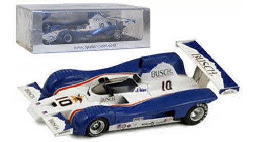 Spark S1144 LOLA T333 cs   10 vainqueur à Laguna Seca 1978-un Holbert, échelle 1 43,