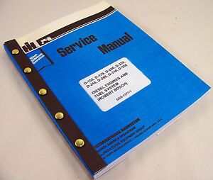 Details about ROBERT BOSCH BR CR VE DIESEL FUEL INJECTION PUMP SERVICE  REPAIR REBUILD MANUAL