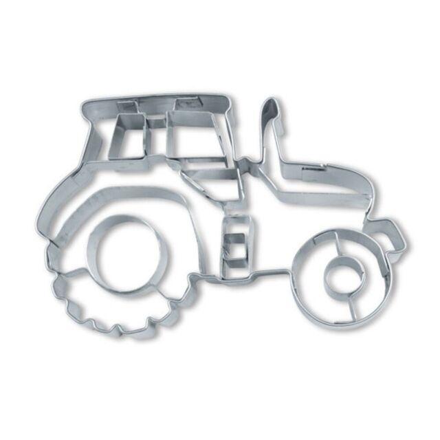 Traktor 7,5 cm Ausstechform Städter