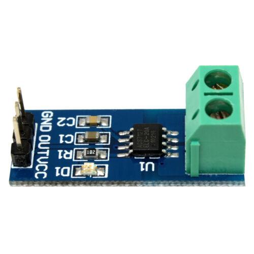 stromsensor modul acs712 bis 5a acs712 5a für arduino raspberry