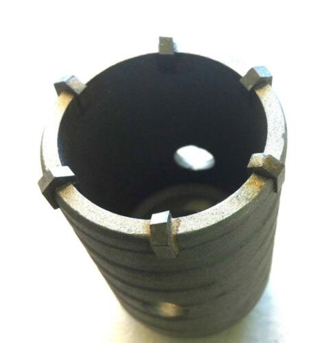 Masonry Concrete Brick Drill Tungsten Core Cutter with Pilot Drill Bit /& Arbor