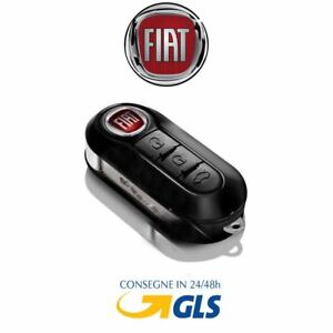Chiave-Cover-Telecomando-Guscio-FIAT-500-L-PUNTO-EVO-PANDA-LANCIA-MUSA-YPSILON