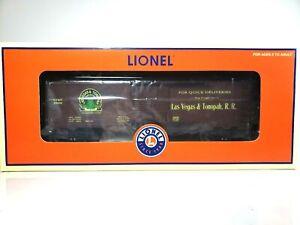 Lionel-6-52378-TTOS-2005-Las-Vegas-amp-Tonopah-Railroad-Boxcar-New-in-Box