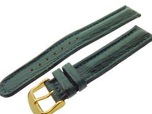 # L012 # Uhrenarmband Armband Hai Leder Bracelet Leather Juwelier QualitÄt 18 Mm Kaufen Sie Immer Gut