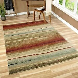 Details about RUGS AREA RUGS 8x10 RUG CARPETS LARGE LIVING ROOM FLOOR  MODERN 5x7 BEDROOM RUGS
