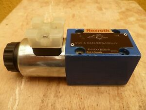 Smoothing Circulation And Stopping Pains Painstaking Rexroth Directional Control Valves 4we 6 Ga62/eg24n9k4/v r900939610