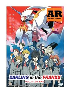 Details about English dubbed of Darling In The FranXX (1-24End) Anime DVD  English sub Region 0