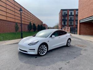 2020 Tesla Model 3 Longue autonomie