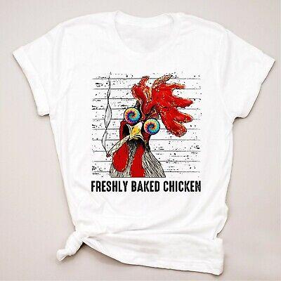 Guess What Chicken Butt Custom Tank  Farm Life  Chicken Shirt  Humor Tee  Custom Racerback Tank