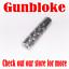 SLIM-RADIAL-MUZZLE-BRAKE-WEATHERBY-VANGUARD-HOWA-1500-15-9mm-OD-Barrels thumbnail 1