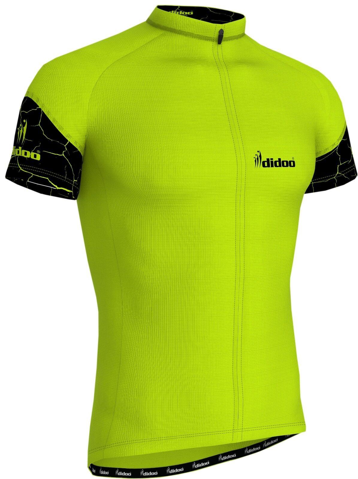 f5db104c9 New Men s Half Sleeve Cycling Jerseys Riding T-Shirts Sports Road ...