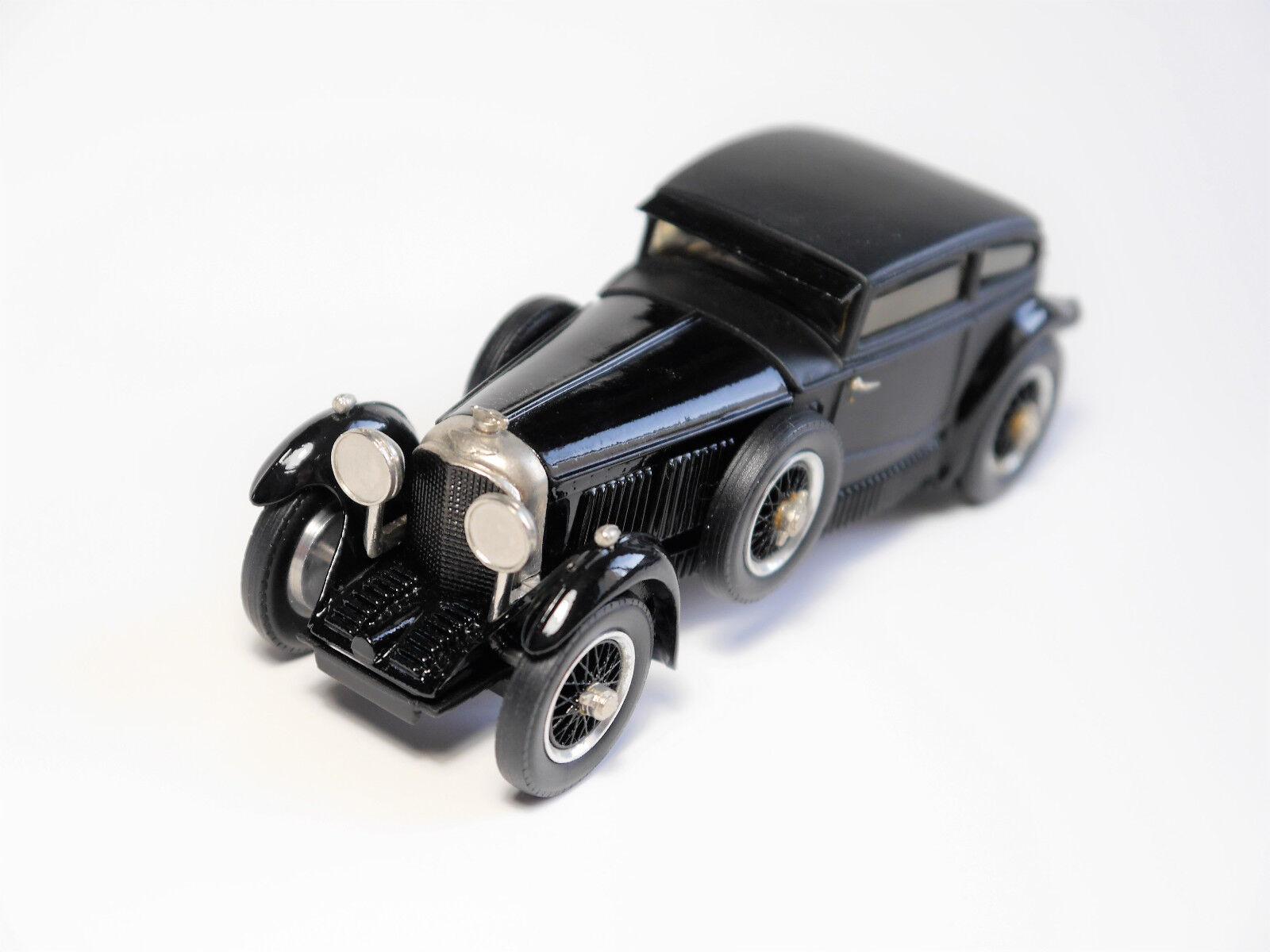 Bentley Barnato (1930), à la main handmade Western Models WMS  32 en 1 43