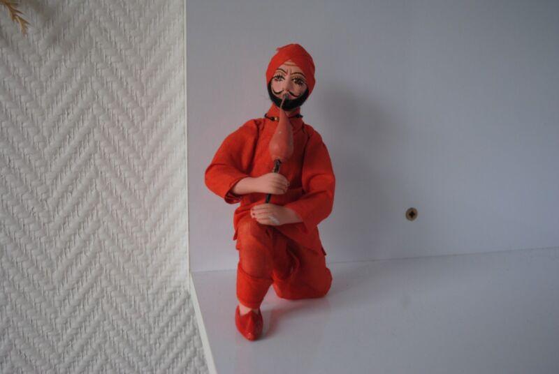 Casa de muñeca mano hecha a mano Caldera de agua de cobre 1.12th B3