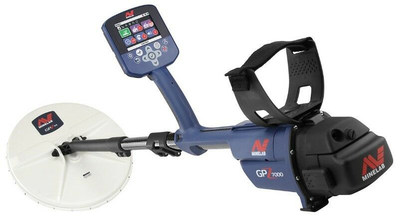 Minelab GPZ 7000 Gold Metal Detector | Port Elizabeth | Gumtree Classifieds  South Africa | 225405695