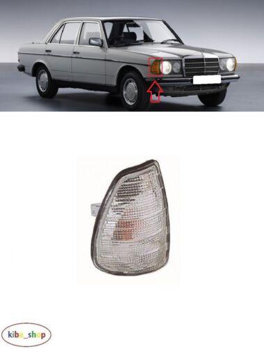Mercedes W123 1975-1985 Avant Feu Clignotant Droit O//S Sans Support