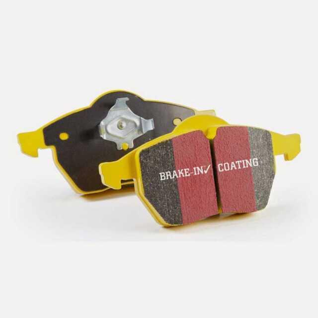 EBC Yellowstuff Zapatilla De Frenos DP41447R Trasero Eje Trasero