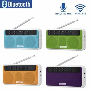 2c562d785b5 Image is loading 6W-HiFi-Stereo-Music-Player-Wireless-Bluetooth-Speaker-