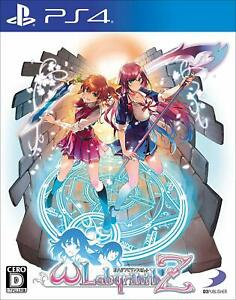 Used-PS4-omega-labyrinth-Z-PlayStation-4-JAPAN-OFFICIAL-IMPORT