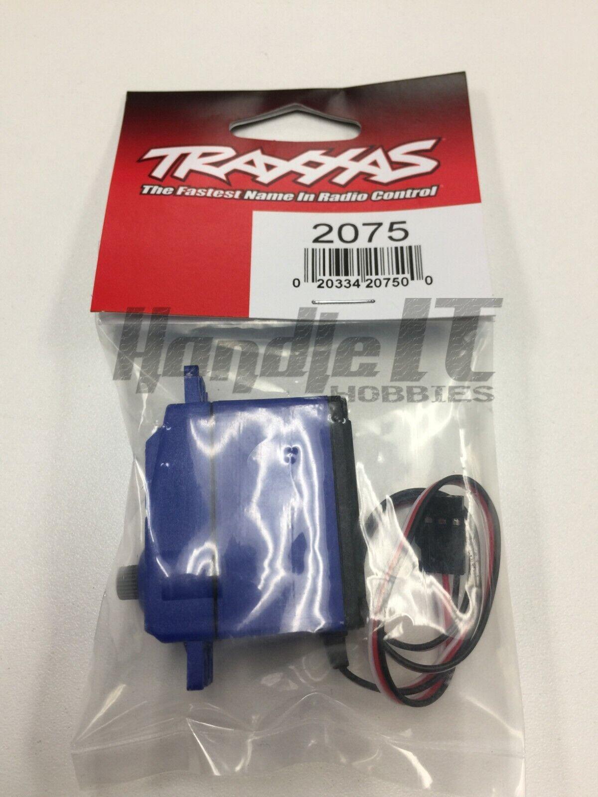 Traxxas Slash 4x4 2075 Digital Servo Waterproof 0.17 sec//60/° TSH/®