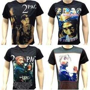Time-Is-Money-2pac-hombre-CAMISETAS-PARA-CHICAS-HIP-HOP-RAP-Bling-BAILE