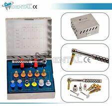Dental Bone Expander Kit Sinus Lift With Saw Disks Dental Implant Instruments