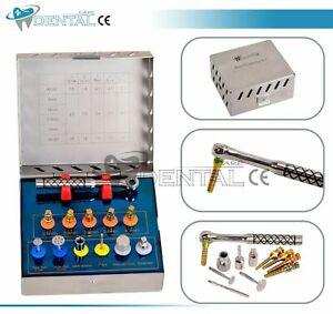 Dental-Bone-Expander-Kit-Sinus-Lift-With-Saw-Disks-Dental-Implant-Instruments