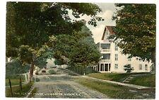 Livingston Manor NY - THE ELK MOUNTAIN HOUSE - Postcard
