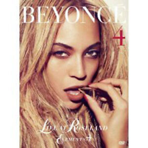 Beyonce-Live-At-Roseland-Elements-De-4-Neuf-DVD