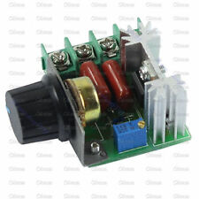 2000W 220V AC SCR Electric Voltage Regulator Motor Speed Control Controller XG