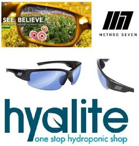 Method Seven Cultivator LED Plus Glasses Grow Glasses UV Sunglasses