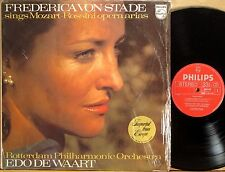 PHILIPS Mozart Rossini VON STADE Opera Arias DE WAART Shrink HOLLAND 9500 098 NM