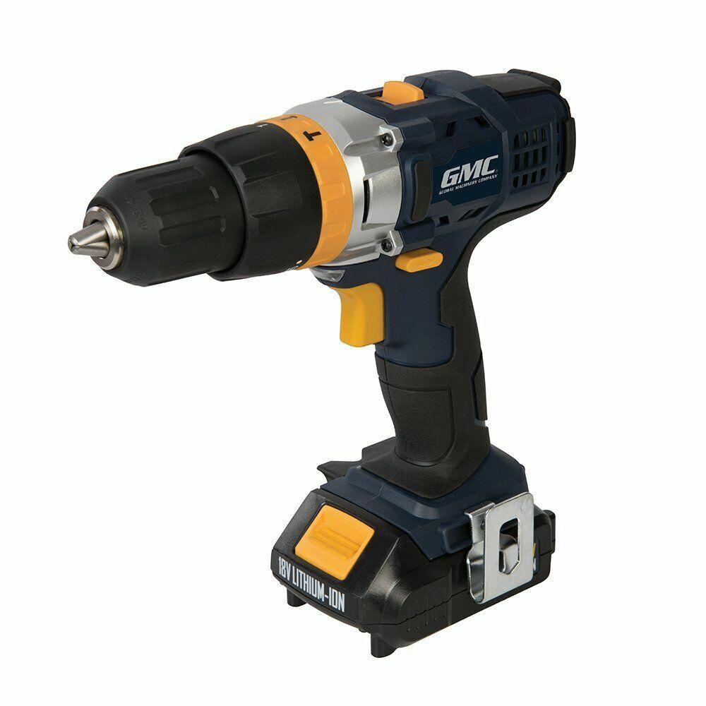 GMC GCHD 18 18V Estate Martillo Perforador 1.5Ah Batería 262929