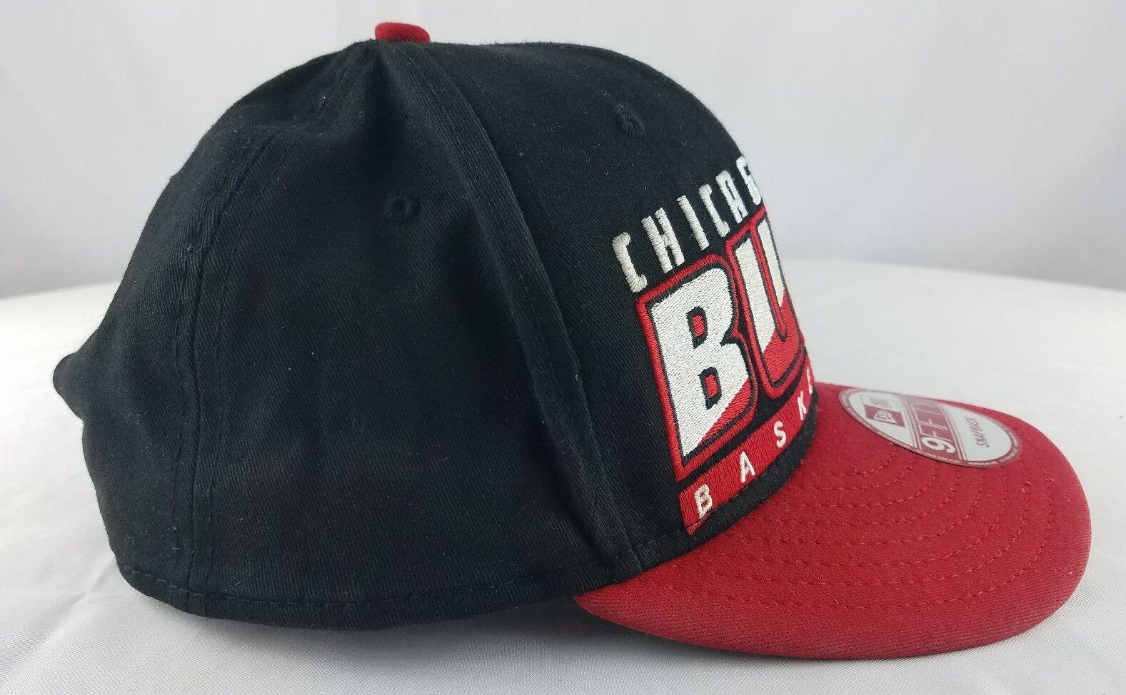 Miami Heat Slice and Dice Black Red White Orange New Era 9Fifty Snapback Hat