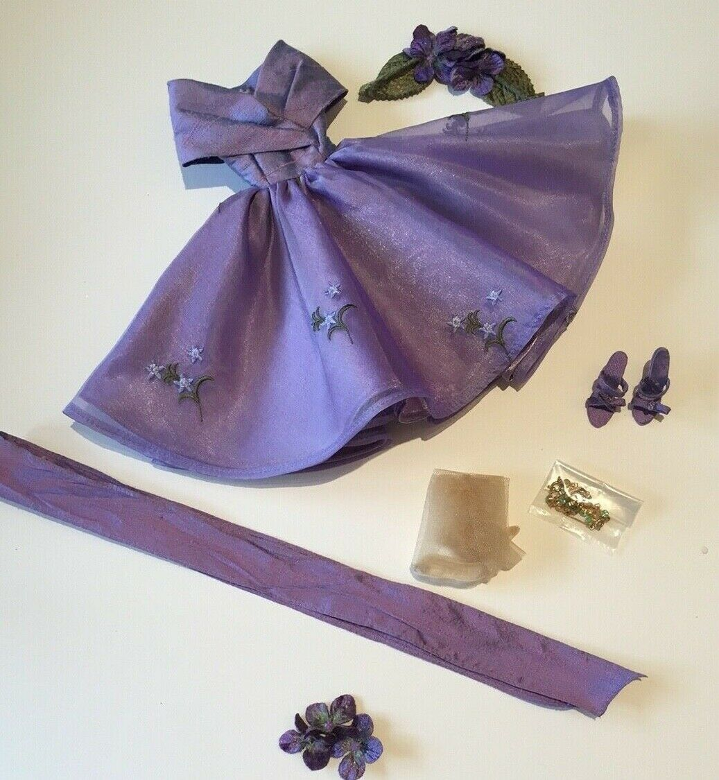 Tonner Tyler Wentworth fashion outfit  Lilac Party  with accessories