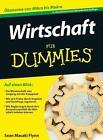 Flynn, S: Wirtschaft für Dummies von Sean Masaki Flynn (2012, Taschenbuch)