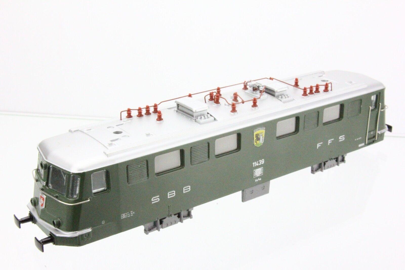 Märklin 252000 Gehäuse für 3350 E-Lok SBB Ae 6 6 BR 114 39  Schaffhausen
